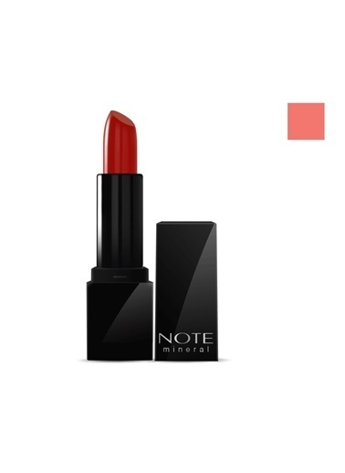 Note Note Mineral Semi Matte Lipstick 06 Berry Brown Ruj Kırmızı